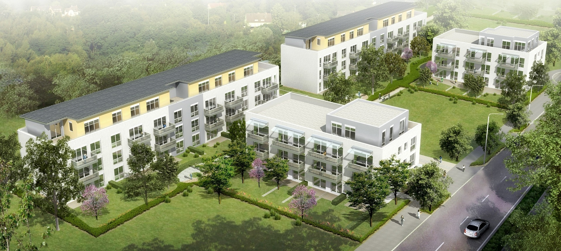 Immobilien und Investments