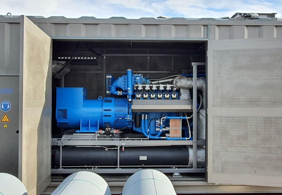 Investieren in Blockheizkraftwerke